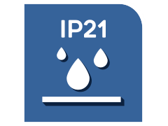 IP21 PROTECTION