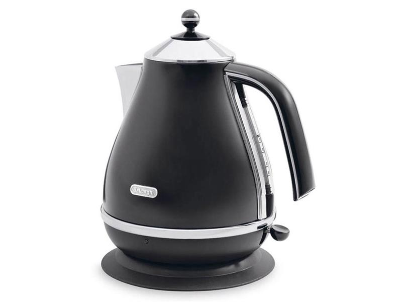 Icona Kettle - Black KBO2001BK
