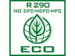 ECOLOGICAL NATURAL REFRIGERANT GAS
