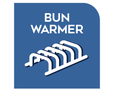 BUN WARMING RACK