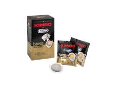 Coffee Kimbo Espresso 100% Arabica Pods