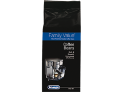 Family Value Coffee Beans 500g DEFAMILY500G
