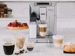 Any espresso recipe in just one touchAny Espresso Recipe In Just One Touch