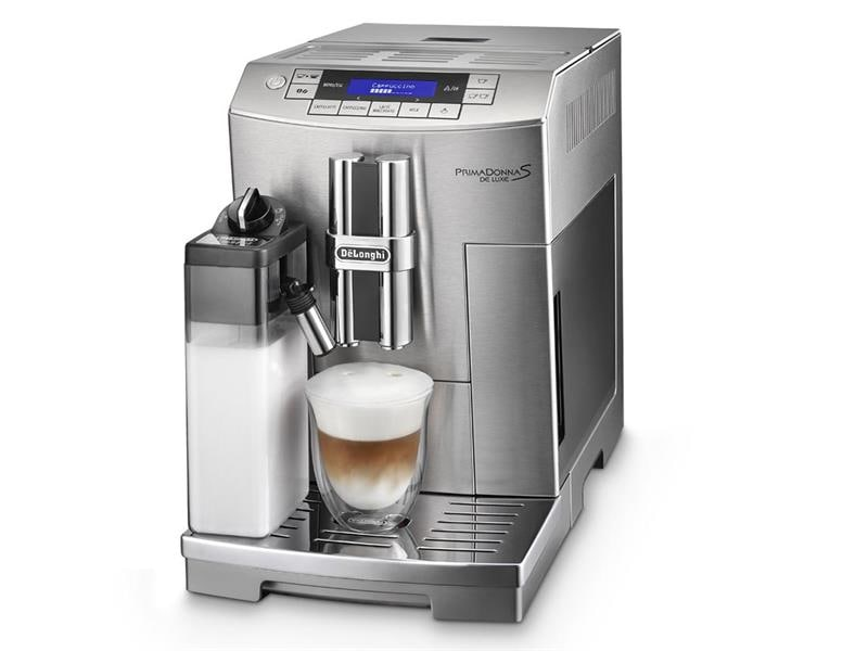 DE'LONGHI - PrimaDonna S De Luxe ECAM 28.465.M - Automatic coffee makers