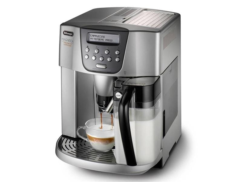 magnifica esam 4500 coffeemaker delonghi south africa. Black Bedroom Furniture Sets. Home Design Ideas