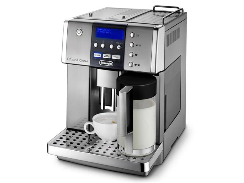 Primadonna S Deluxe Esam6600 Coffee Makers Delonghi