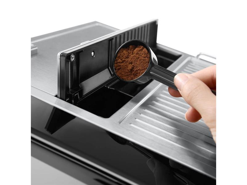 ESAM 6900.M - ground coffee