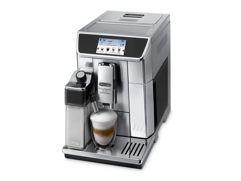 PrimaDonna Elite Experience ECAM 650.85.MS - Fully Automatic Coffee Machine