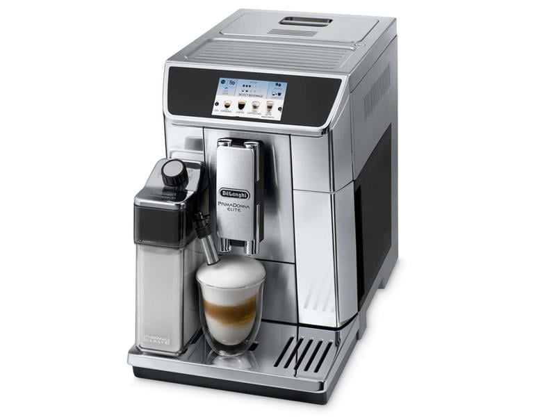 Machine espresso PrimaDonna Elite ECAM 650.75.MS