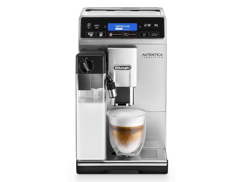 DE'LONGHI - Autentica ETAM 29.660.SB -Automatic caffee makers