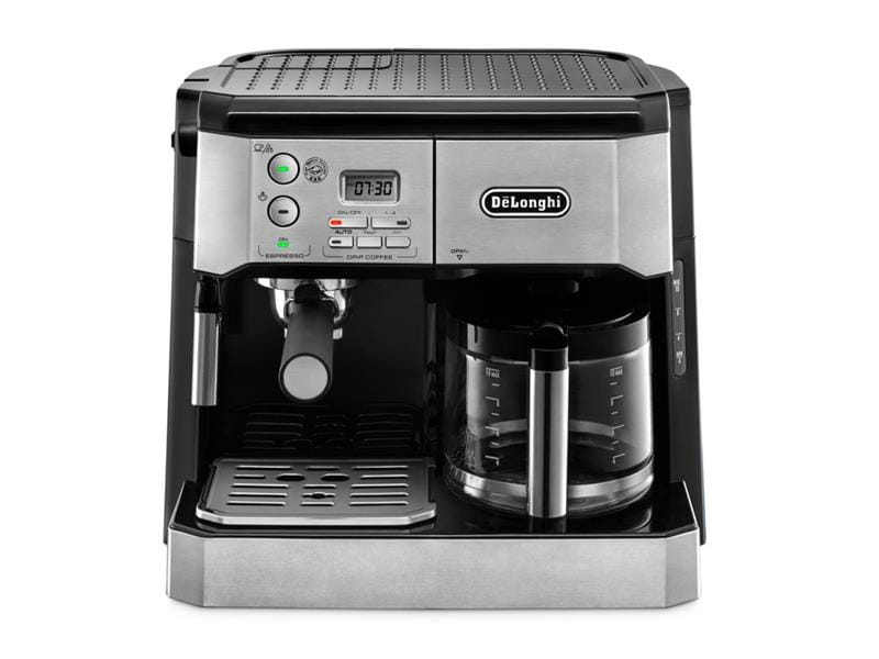 Coffee Maker For Coffee And Espresso : Combi BCO 430 Coffee Combi Machines by De Longhi