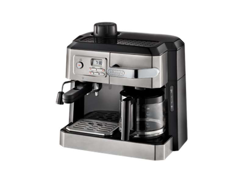 De Longhi Coffee Combi Machine Bco330t For Any Coffee