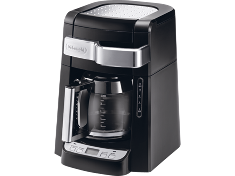 De 39 Longhi Dcf2212t Drip Coffee Maker Up To 12 Cups