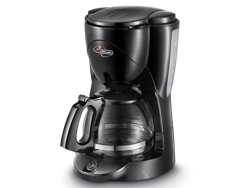 Drip Coffee Maker How Many Scoops : ICM2.B Coffeemaker from DeLonghi South Africa