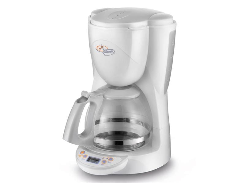 Drip Coffee Maker Voltage : ICM 4