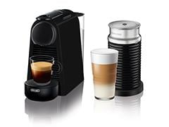 DeLonghi Nespresso Capsule Coffee Machine Essenza Mini EN85.BMAE