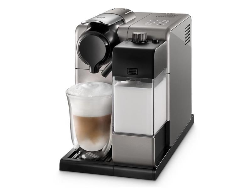 Lattissima Touch EN 550.S DeLonghi Nespresso Capsule Coffee Machine