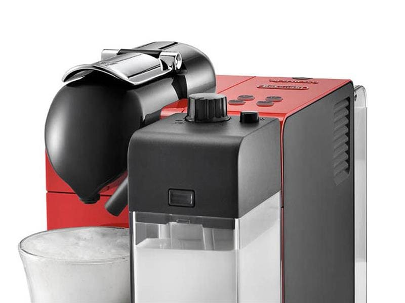 Nespresso machine Lattissima+ - EN 520.R