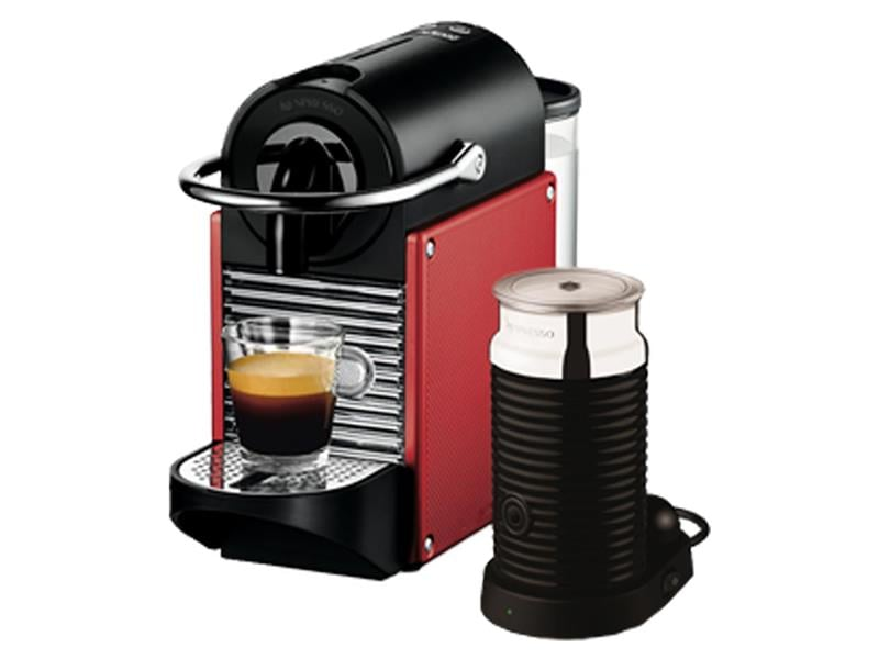 Pixie Red EN125RAE Plus - Nespresso - DeLonghi New Zealand