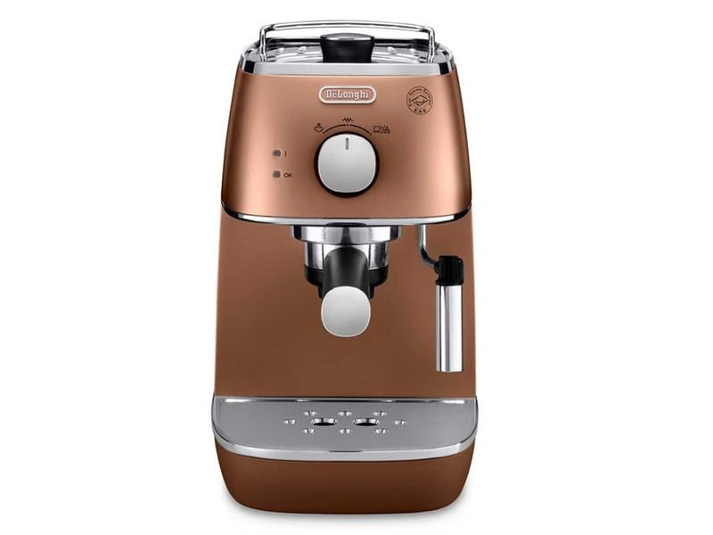 Coffee Makers In New Zealand : Distinta pump Coffee Machines DeLonghi New Zealand