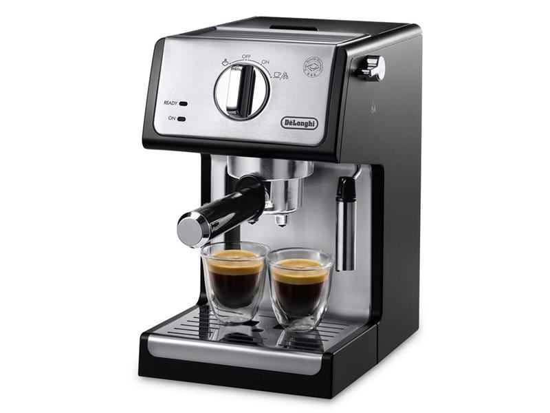 an espresso machine