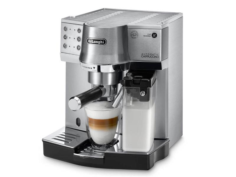 EC860MPACK Pump Espresso Machine
