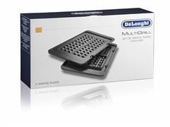 MultiGrill Accessory: Set of 2 waffle plates + dosing cup - DLSK151
