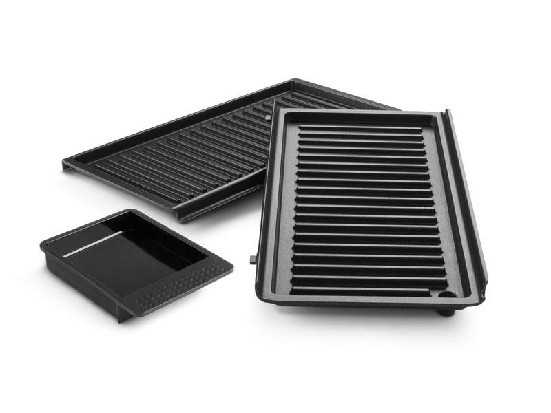 DeLonghi Grill Plate Accessory for the MultiGrill Easy SW12B.S - DLSK153