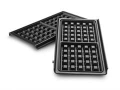 DeLonghi Waffle Plate Accessory for the MultiGrill Easy SW12B.S - DLSK155