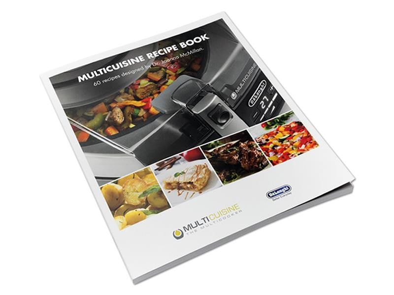 MultiCuisine Recipe Book