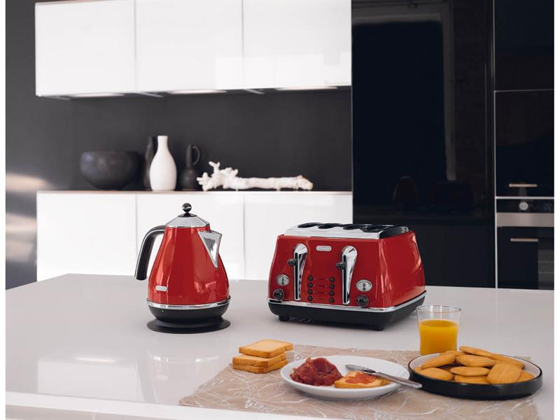 Icona Kettle - Red - KBO2001R