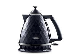 DeLonghi Brillante Exclusive Kettle Black KBJX2001.BK