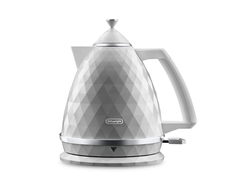Brillante Exclusive Kettle - White KBJX2001.W