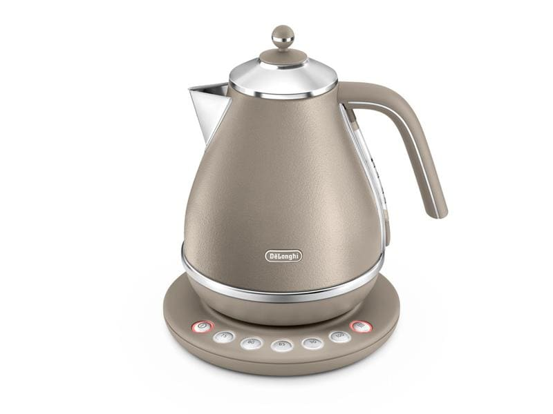 Icona Elements Digital Kettle - Desert Beige KBOE 2011.BG