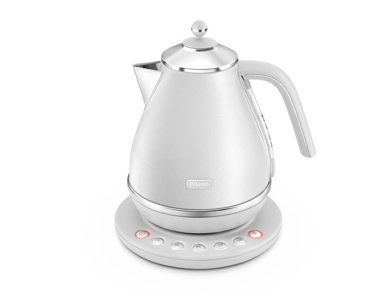 Icona Elements Digital Kettle - Cloud White KBOE 2011.W