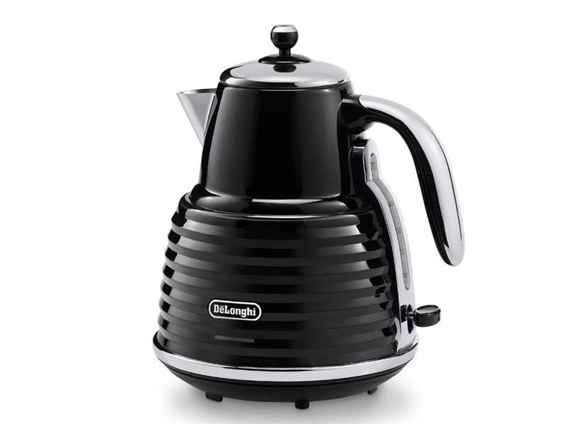 Scultura Kettle - Carbon Black