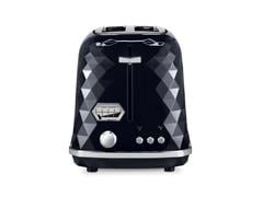 Brillante Exclusive CTJX2103.BK ​Black Gloss 2 Slice Toaster