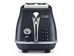 Icona Elements 2 Slice Toaster - Ocean Blue CTOE 2003.BL