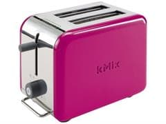 De'Longhi kMix 2 Slice Toaster in Black