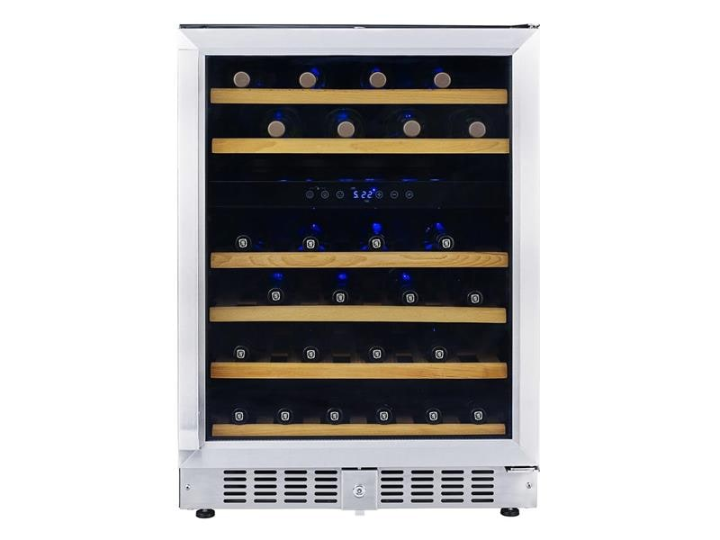 DeLonghi 46 Bottle Dual Zone Wine Cabinet - DELWC46D