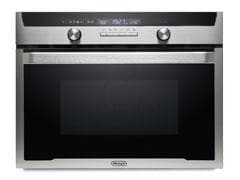 60cm Compact Speed Oven with Microwave and Grill - DEL4413COMBI