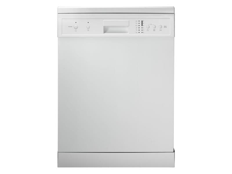 60cm White Freestanding Dishwasher - DEDW6012W