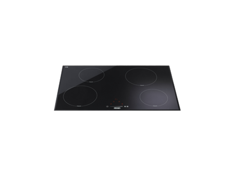4 zone Induction Cooktop - Ceramic DEIND804