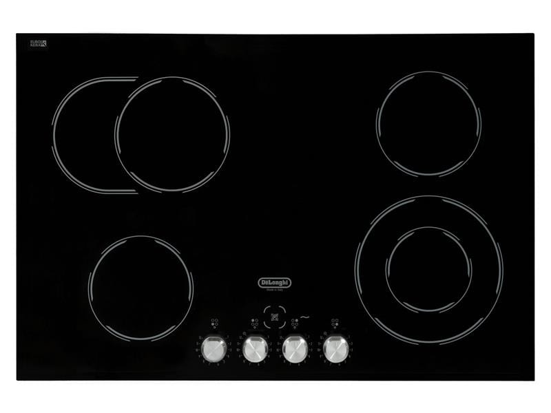 80cm 4 Zone Ceramic Glass Cooktop - DECH84SC