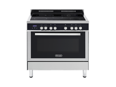 Freestanding Oven with Induction Cooktop - 90cm DEF909IND