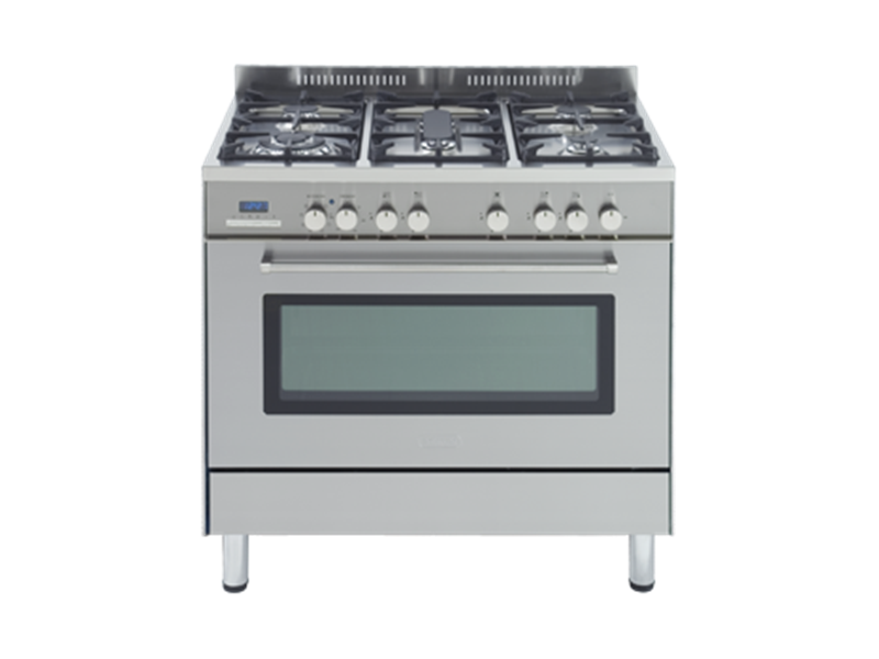 Freestanding Oven with Gas Cooktop - 90cm DE906GWF