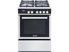 Freestanding Oven with Gas Cooktop - 60cm DEF608GW