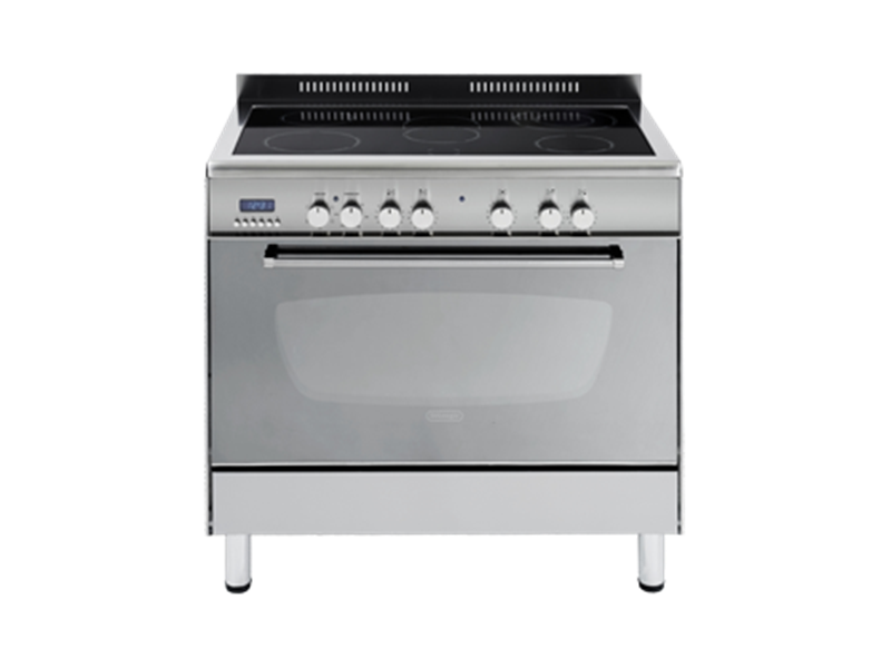Freestanding Oven with Electric Cooktop - 90cm - DEF905E