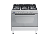 Factory Second: Freestanding Oven/Stove - 90cm - Stainless Steel DEF905GW