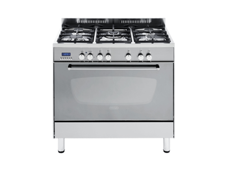 Freestanding Oven/Stove - 90cm - Stainless Steel DEF905GW